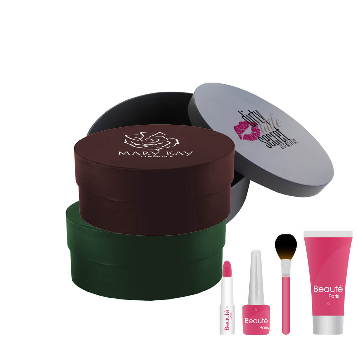 Custom cosmetic boxes   Cosmetic box packaging   Deluxe Boxes