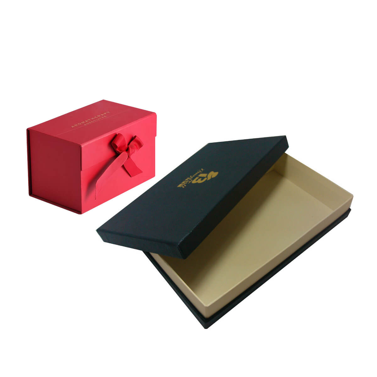 Luxury textile boxes | Custom Textile storage boxes | Deluxe Boxes