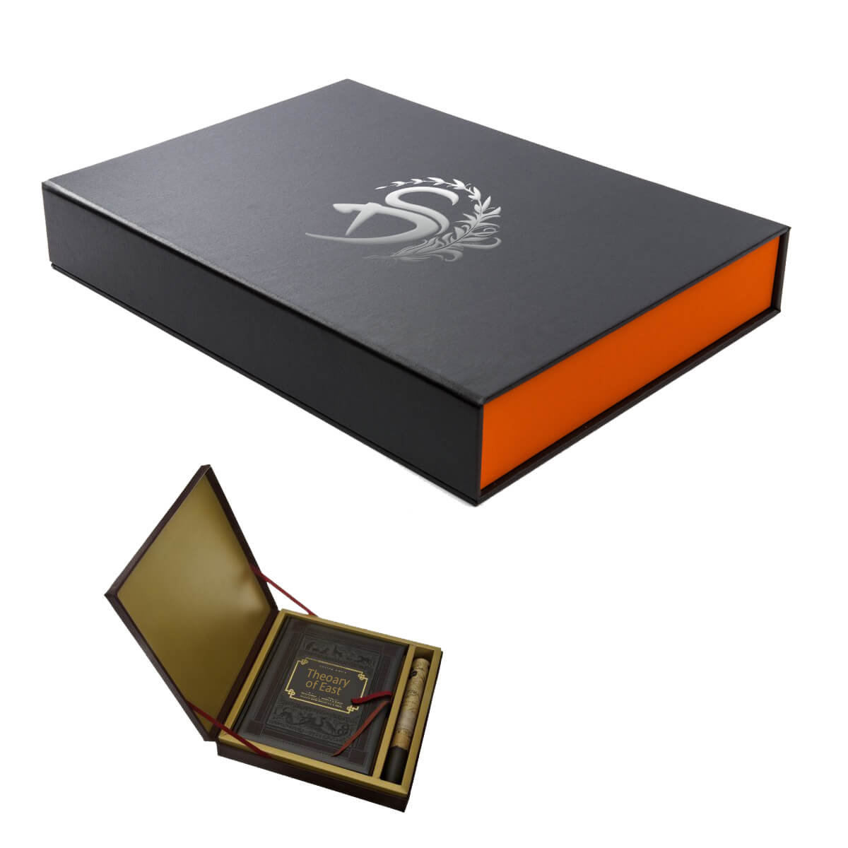 Custom Presentation Boxes | Presentation Box Packaging | Deluxe Boxes