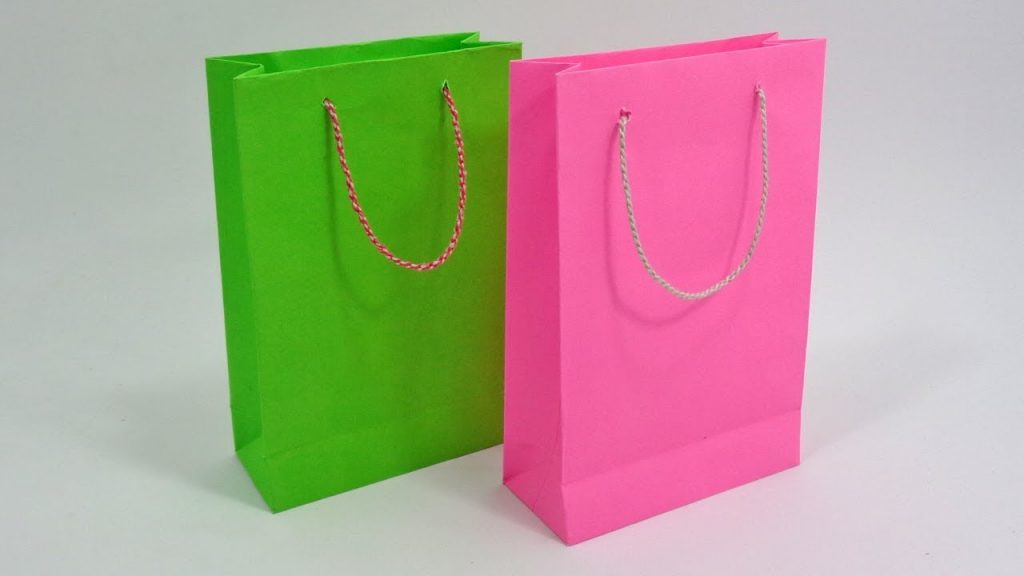 Paper Gift Packets