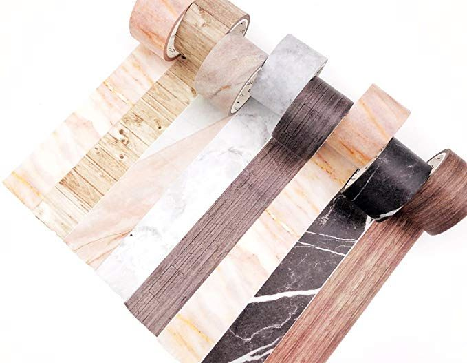 Wood Tape Wrapping